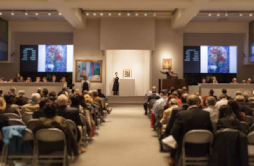 Auktionsreport – Lempertz 19. Juni 2020 – Moderne & Zeitgenössische Kunst, Evening Sale