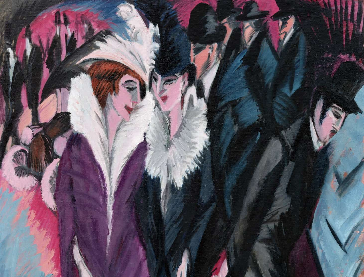 Expressionismus – Merkmale, Künstler, Kunstmarkt & Rekorde