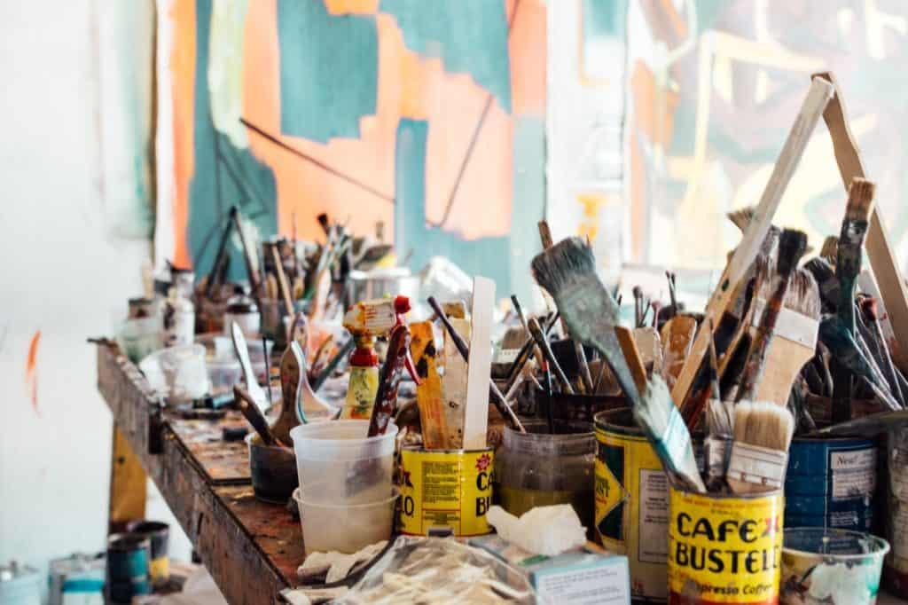 Kunst günstig kaufen - Atelier